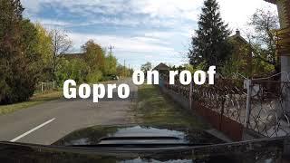BMW 750i acceleration e65 e66 2005 gopro movie. V8 engine, 370 horse power-plant