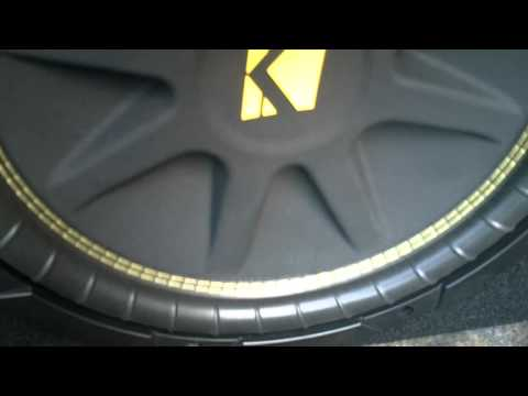 "3 Kicker CompVR 12"" Subs Vid 1 from YouTube · Duration:  1 minutes 30 seconds"