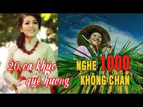 Lagu Video 20 Bài Hát Quê Hương Hay Nhất Nghe 1000 LẦn KhÔng ChÁn - Nhạc Dân Ca Quê Hương Nghe Rơi Nước Mắt Terbaru