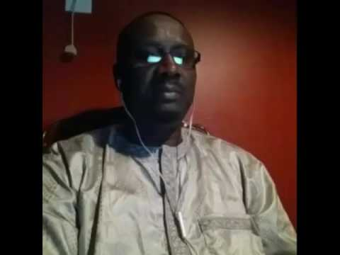 Gambia Breaking News : Yahya Jammeh Is Planning A Palace Coup (URGENT By Essa Bokar Sey)