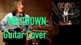 AC/DC Meltdown Guitar Cover