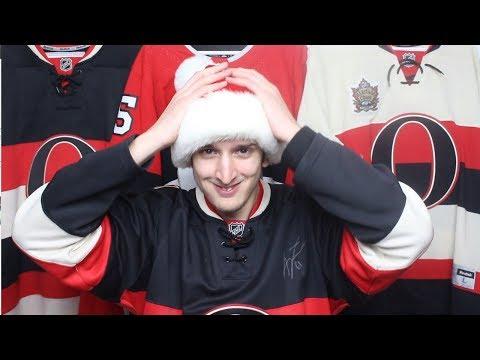 Christmas Magic. Game 37 - December 22, 2018 (Washington Capitals @ Ottawa Senators)