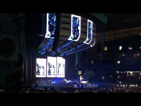 ED SHEERAN - PERFECT - MANCHESTER ETIHAD - 25-5-2018