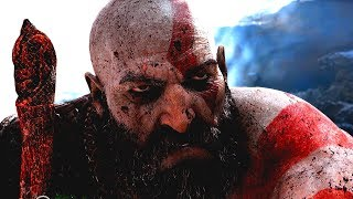 God of War PS4 - Kratos Dies