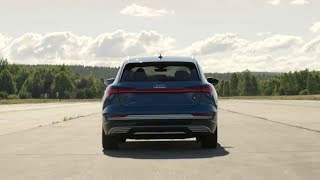 homepage tile video photo for Audi e-tron Defined: Electric Drive