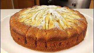САМЫЙ ВКУСНЫЙ Яблочный Пирог! Всегда Красивый и Удачный!