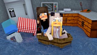 UNSER HAUS WIRD ÜBERFLUTET! ✿ Minecraft [Deutsch/HD]