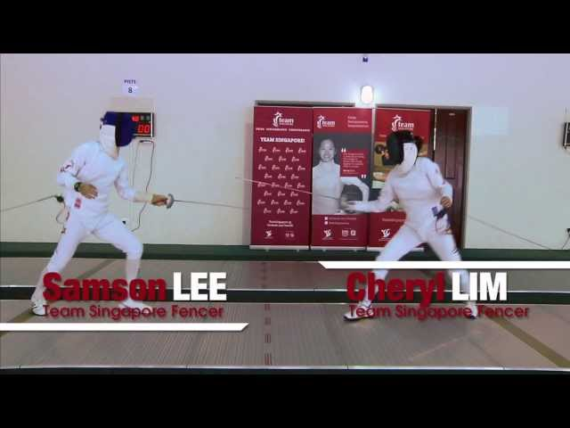 Fencing - The art of attack