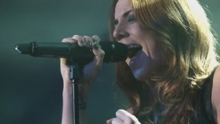 Melanie C - The Sea Live DVD - Here It Comes Again