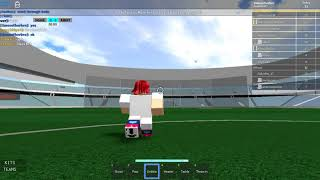 [Roblox IFoRS] Man City vs Chelsea | Champions League Highlights