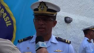 Capitão Tenente Goes, agente da companhia de portos de Aracati