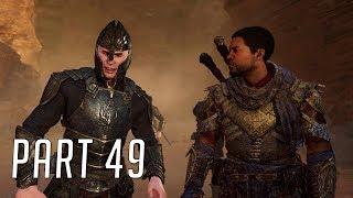 Middle-earth: Shadow of War  DLC 2  Desolation of Mordor 100% Walkthrough 49 (Arrival)
