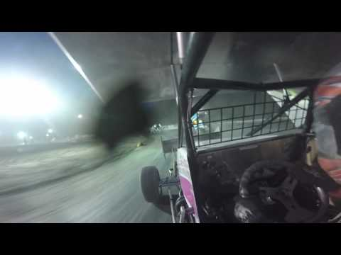 Bear Ridge Speedway 360 Sprint Main 7-25-15 Allison Journey