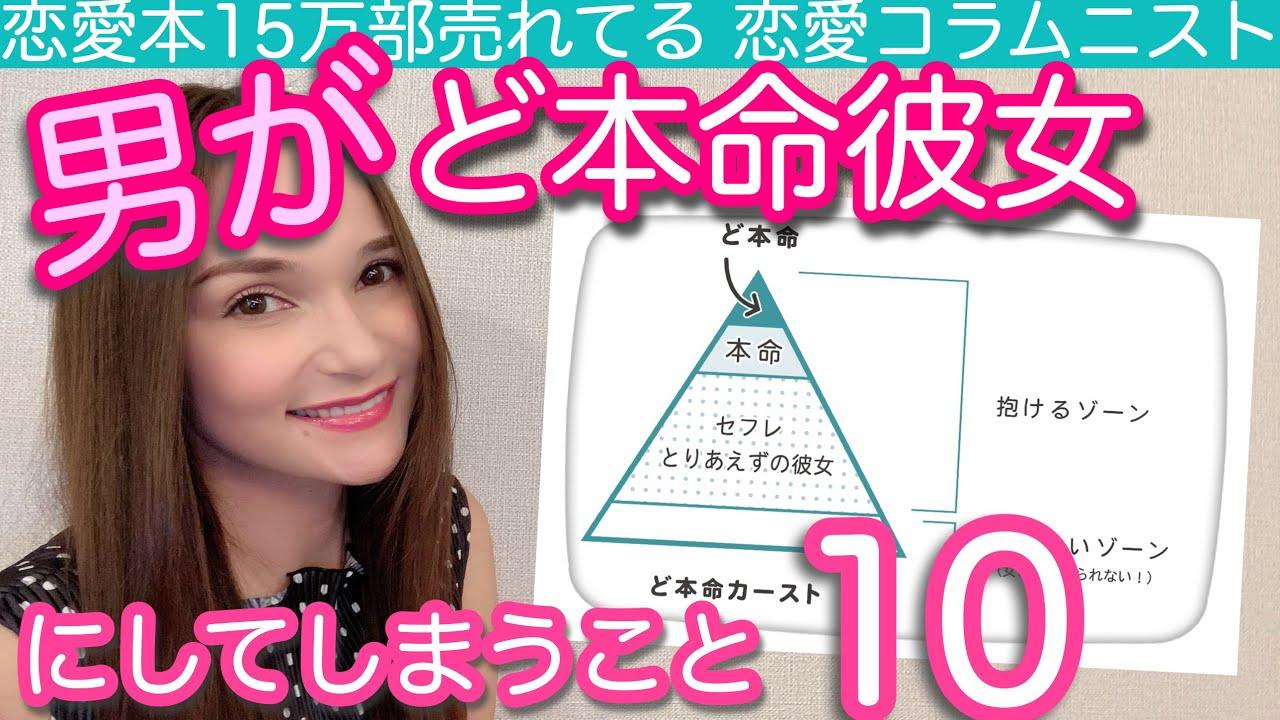 【男心】男がど本命彼女にしてしまうこと10!!