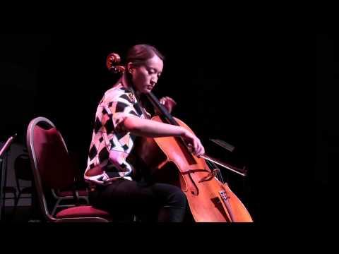 Song of Picking Tea by Lian San Wang Orchestra of Southern Utah Recital Series 2014