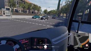Coach Bus Simulator 2016 - Gameplay 4K