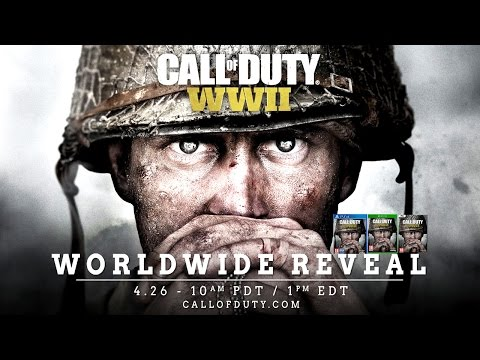 Call of Duty: WWII Official Worldwide Reveal CONFIRMED- First Thoughts