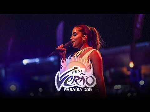 Anitta no Fest Verão Paraíba 2019 COMPLETO