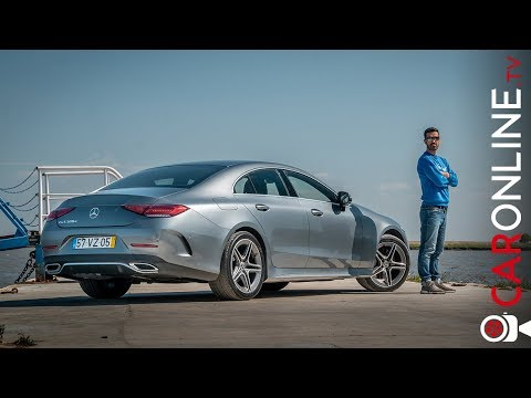 CENÁRIO de 4 PORTAS | MERCEDES-BENZ CLS 2019 [Review Portugal]