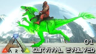 ARK: SURVIVAL EVOLVED - NEW EPIC JOURNEY BEGINS !!! | ARK EXTINCTION ETERNAL MODDED GAMEPLAY E01