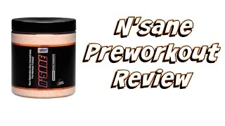 Nsane Pre Workout Supplement - BuyerPricer.com