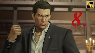 人中之龍0 誓言的場所 第一章完 盃之誓約 #8 中文遊戲影片 [HD] - Yakuza Zero (Ryu Ga Gotoku Zero) - 如龙0起誓之地
