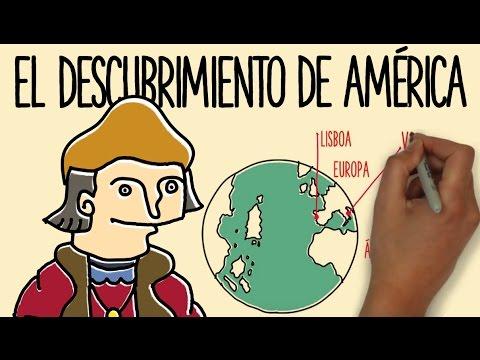 El Descubrimiento de América - YouTube