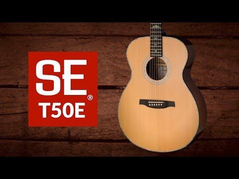 The SE T50E | PRS Guitars