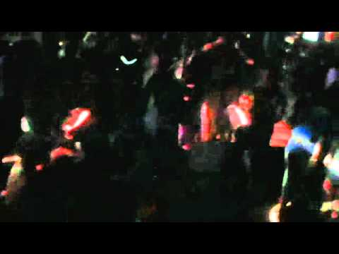 "DJ Sedrick moving the ""BALL KIDS"" souls ""Club Threethirteen"" Raleigh, NC Thursday, April 12, 2012"