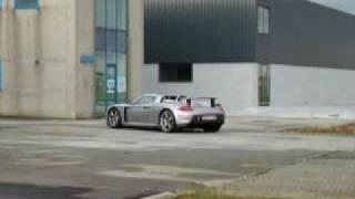W&M - Porsche Carrera GT Drift