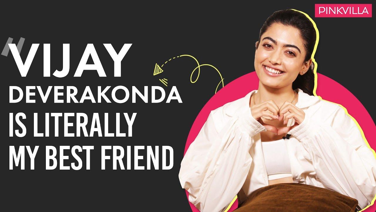 Download Rashmika Mandanna On Bollywood Debut, Family & Best Friend Vijay Deverakonda | EXCLUSIVE | Pinkvilla