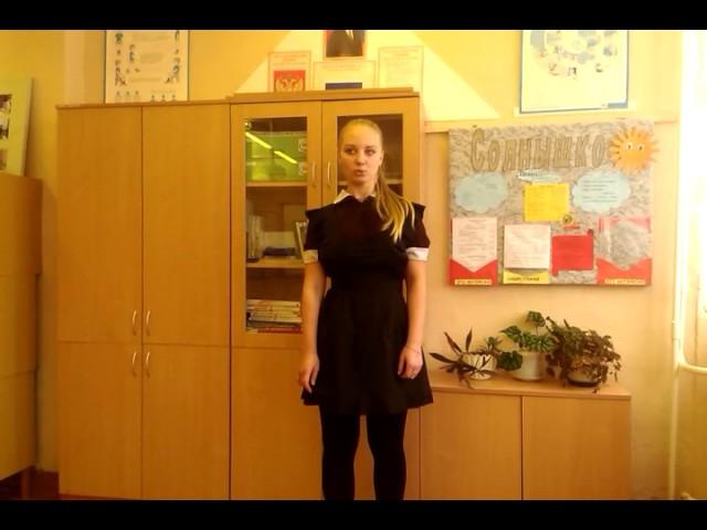 Изображение предпросмотра прочтения – ЕкатеринаЗахарова читает произведение «Ворона и Лисица» И.А.Крылова
