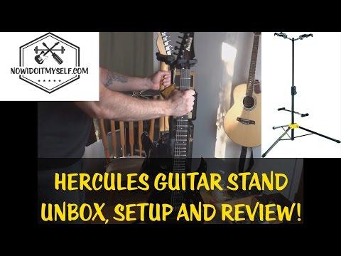 Hercules Stands GS422B Duo Guitar Stand
