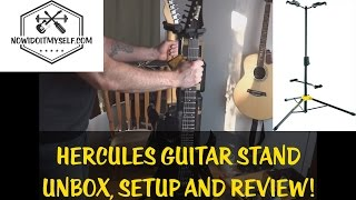 Hercules Stands GS422B Duo Guitar Stand