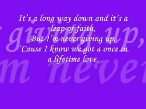 Keith Urban - Once in a lifetime [lyrics]