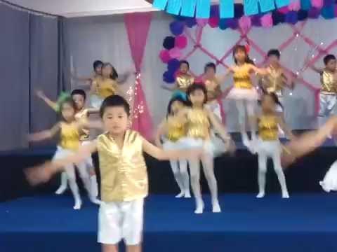Pelepasan TK B Talenta (2015-2016) - Lagu Persahabatan Bagai Kepompong