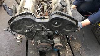 Двигатель G6CU 3.5 V6 – проверка компрессии
