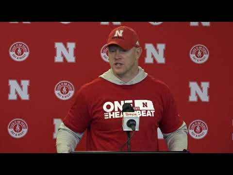 HOL HD: Scott Frost Spring Game Press Conference