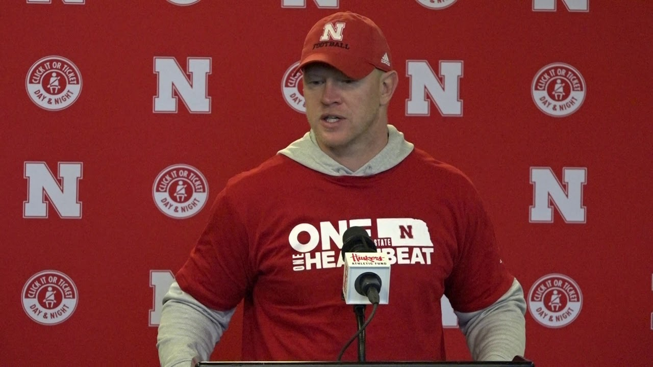 HOL HD: Scott Frost Spring Game Press Conference - YouTube