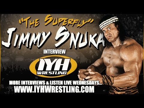 """""""The Superfly"""" Jimmy Snuka In Your Head Shoot Interview"""
