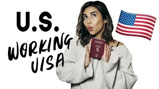 Video HOW I MOVED TO AMERICA | COST, AMERICA VISA EXPERIENCE, THE INTERVIEW, NEED TO KNOWS! download MP3, 3GP, MP4, WEBM, AVI, FLV Juni 2018