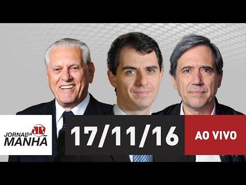 AO VIVO: Jornal da Manhã