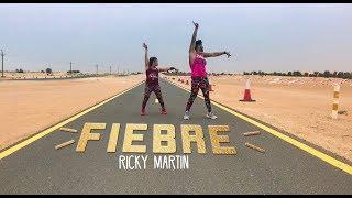 Zumba | Fiebre by Ricky Martin | Dance Fitness | Masterjedai