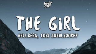 Cover images Hellberg - The Girl (Lyrics) ft. Cozi Zuehlsdorff
