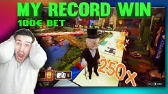 🔵*/ MONOPOLY LIVE / MY RECORD WIN / 10 MINUTE DUPA LIVE / CASINO ROMANIA / LIVE PE TWITCH. LIKE ⇘