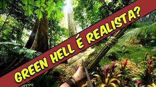 QUÃO REALISTA É O JOGO GREEN HELL? com Celso Cavallini