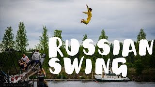 Russian swing BIISONIMAFIA