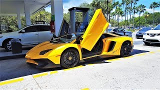 Lamborghini Aventador SV LP 750-4 Superveloce ANGRY BULL Ride …