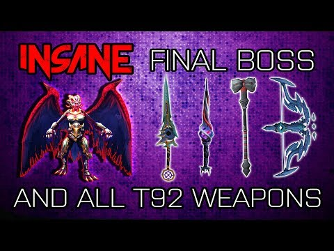 Road to Insane Final Boss and all T92s | Episode Ten | Runescape 2018