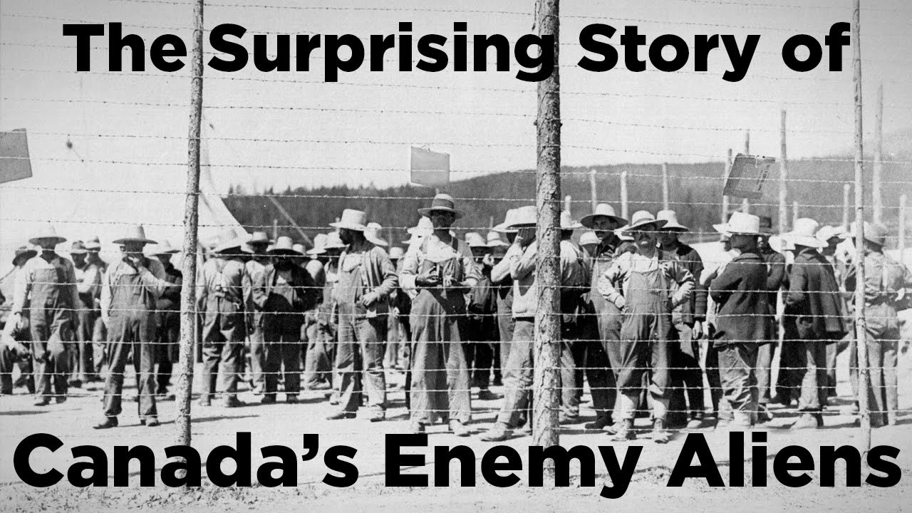 The Stories Were Not Told Canadas First World War Internment Camps